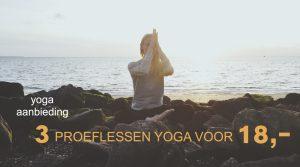 yoga aanbieding bij Yukha Yoga